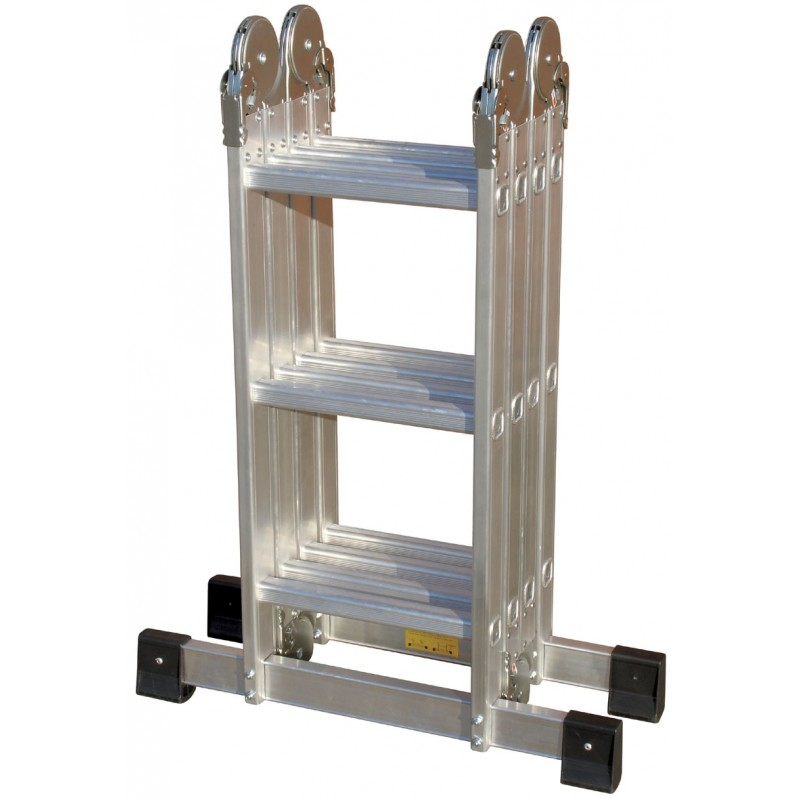 Multi Purpose Aluminum Ladder : Multi purpose folding ladder
